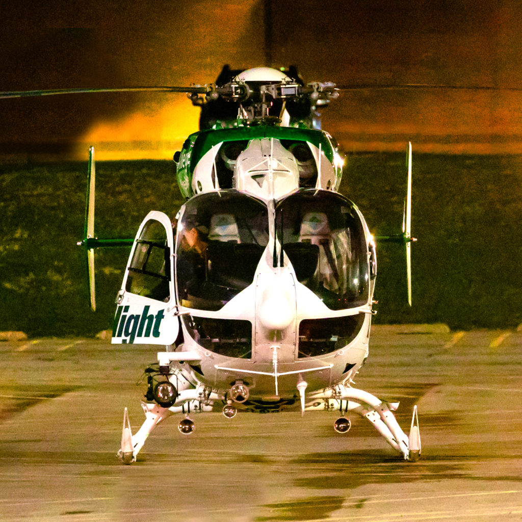 LifeFlight at Clarion Mall a