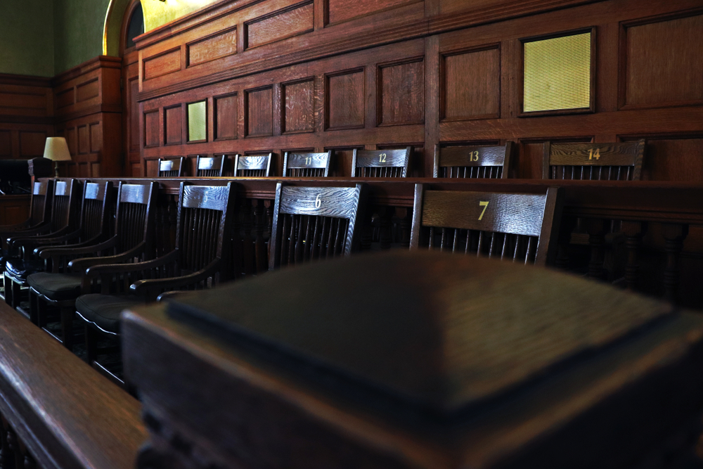 jury:courtroom