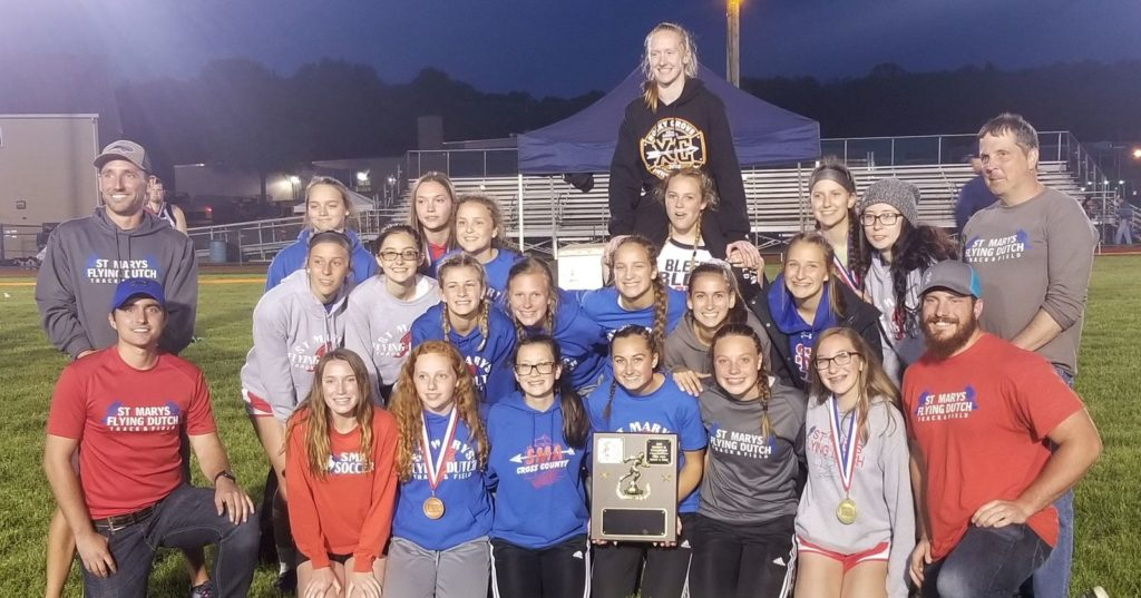 St. Marys 2019 D9 3A Track Champs