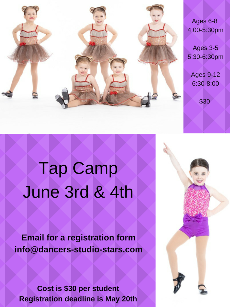 Tap Camp June 3rd & 4th (1) (1)