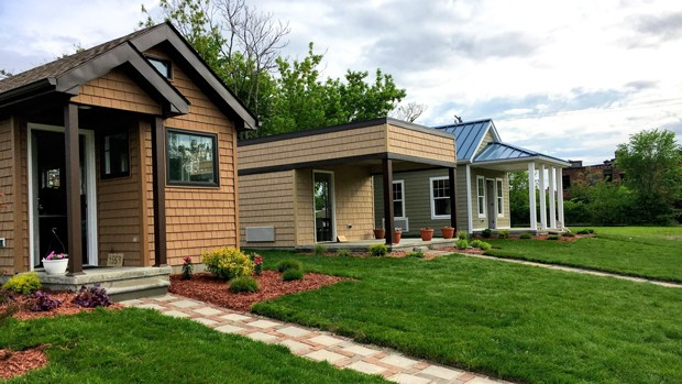Tiny Homes Planned For Clarion Township In Small Development