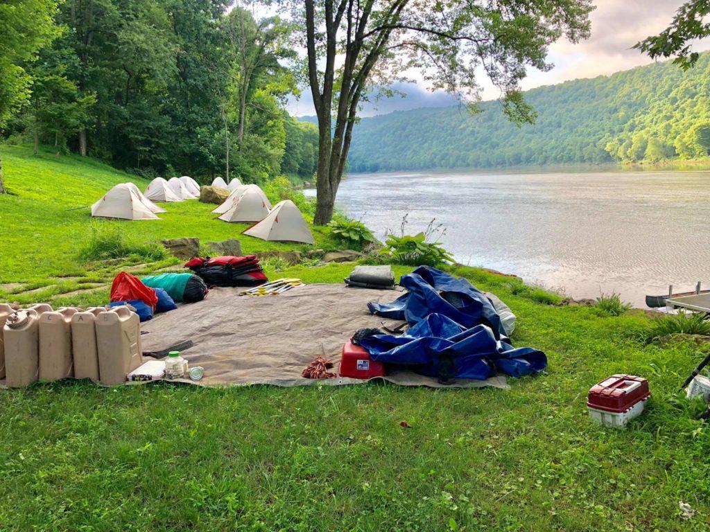 Camp Burtner