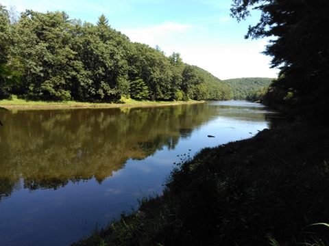 Clarion River at Gravel Lick. Submitted by Dan Smith.