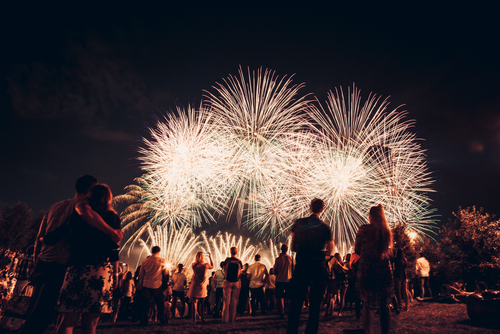 Fireworks to Light Up the Sky at 'I Love Clarion