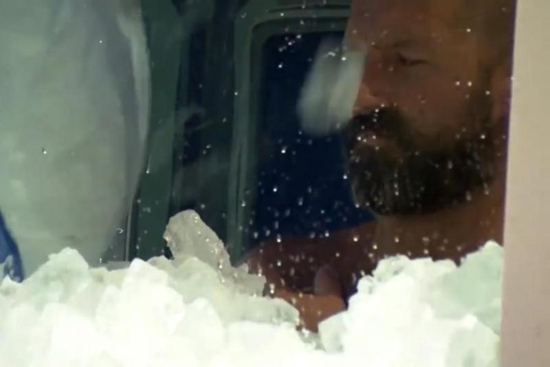 Austrian-athlete-spends-two-hours-in-box-of-ice-to-break-Guinness-record