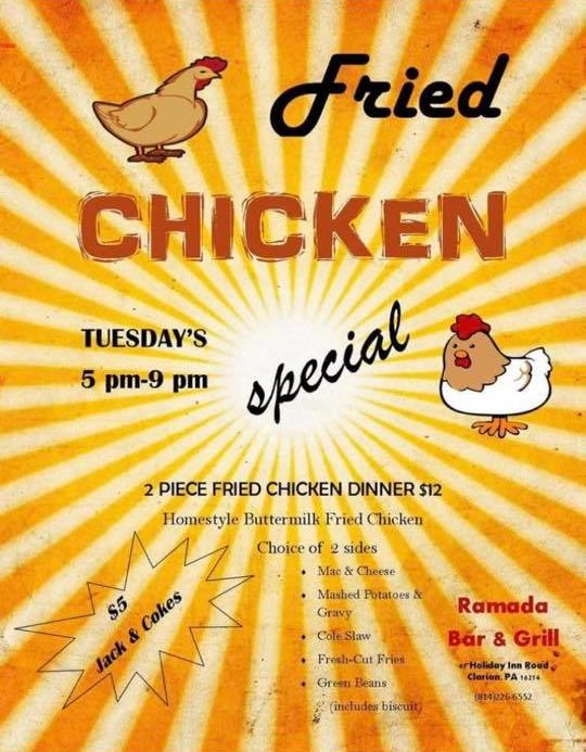 Fried Chicken Special