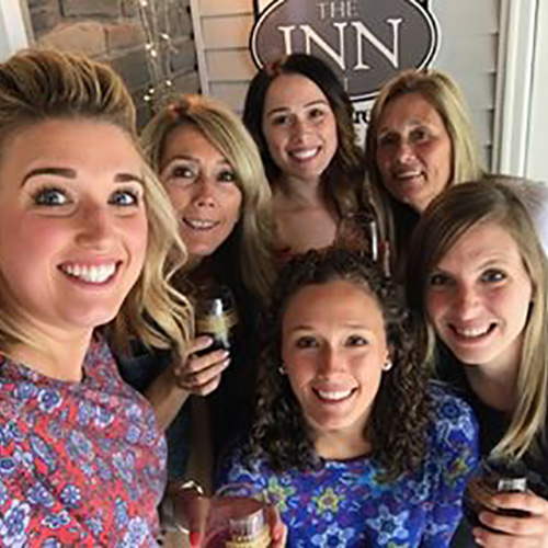 Friends-having-a-girls-night-out-at-the-Winery-and-Inn-1