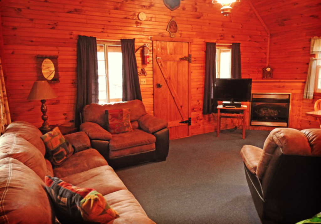 Pap's Cabin