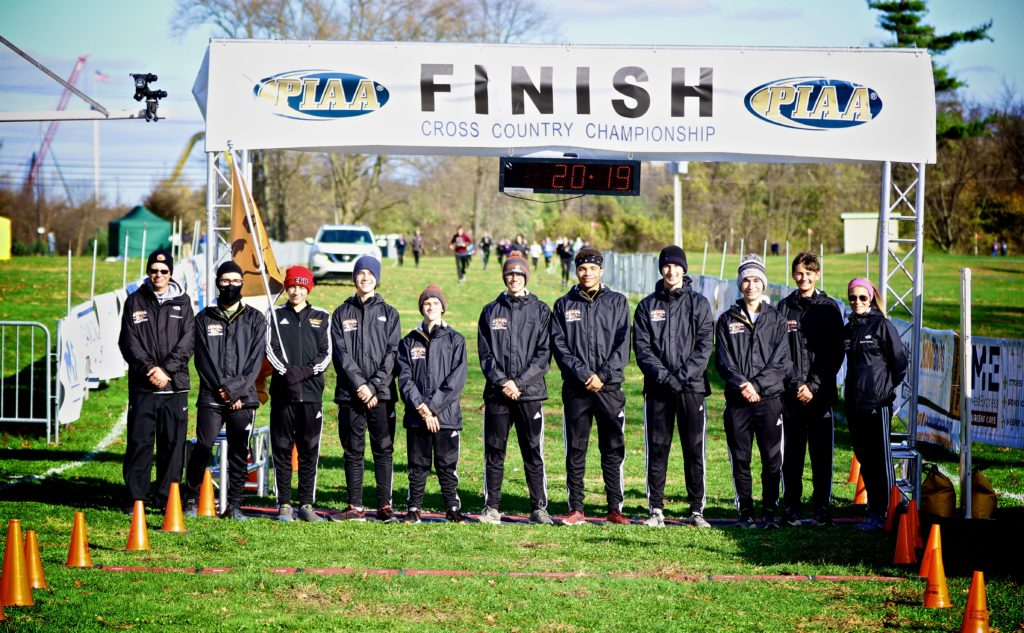 2019 Clarion Boys XC State Championship