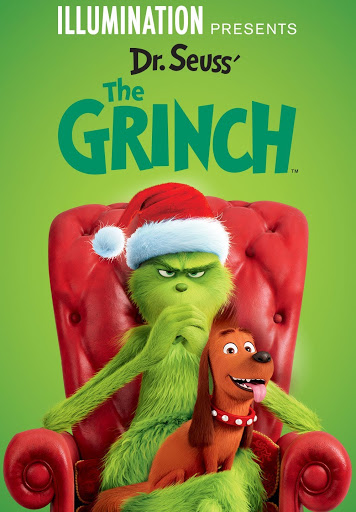 FRIDAY, DECEMBER 6 @ 6:30 pm - The GRINCH