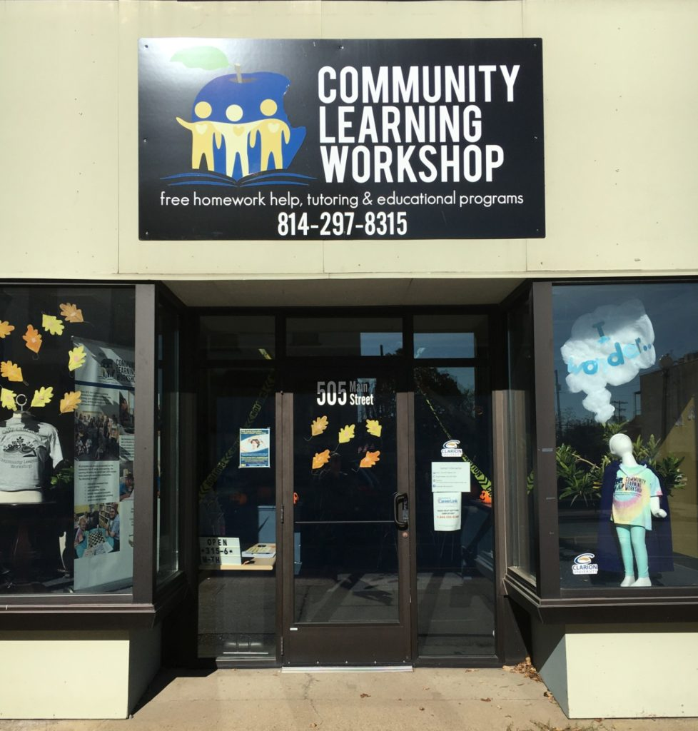 Community Learning Workshop