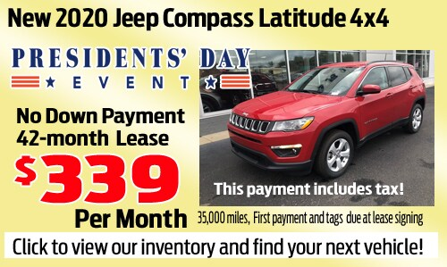 clarion jeep compass