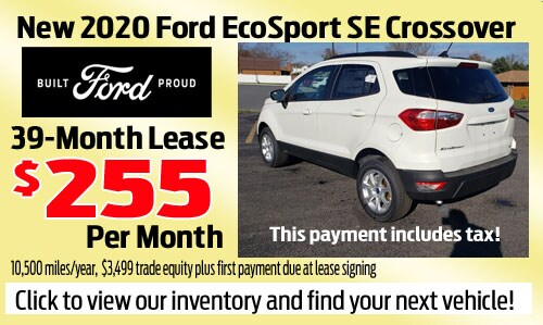 clarion ford 2020 ecosport