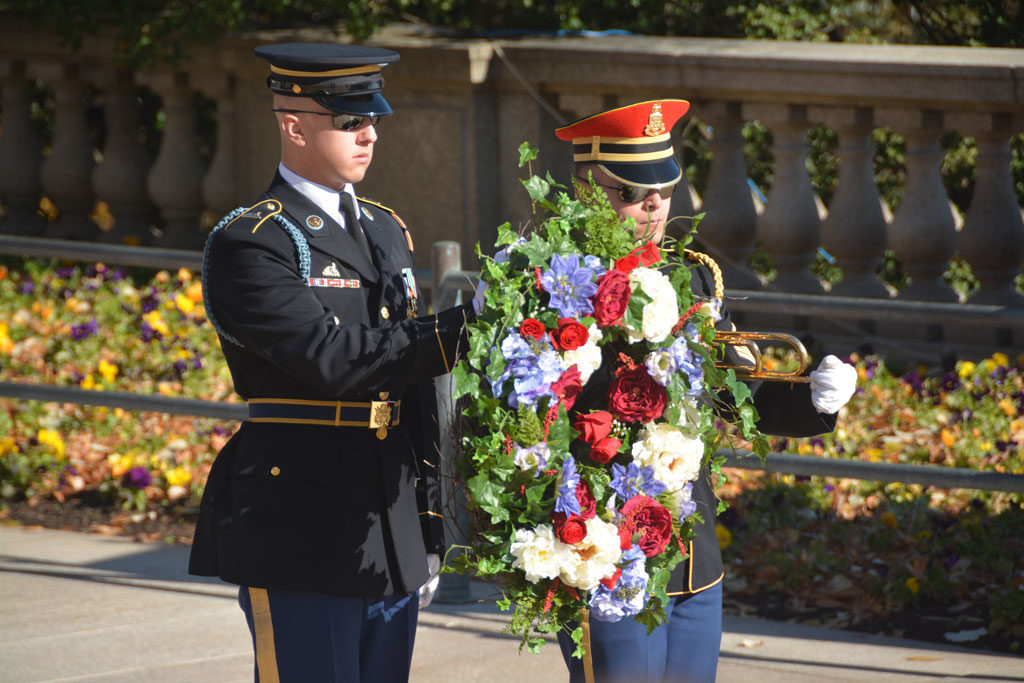tomb of the unknown soldier - photo #34