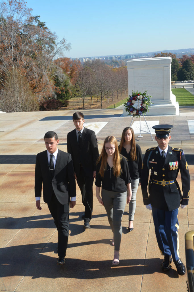 tomb of the unknown soldier - photo #46