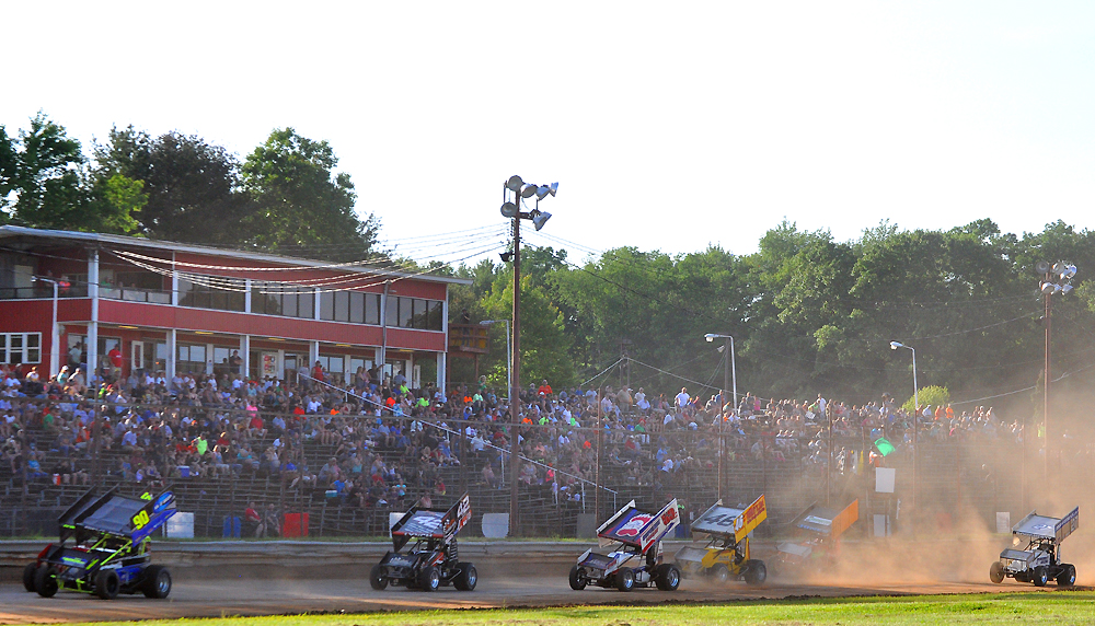 Weekly racing is set to begin this Sunday at Tri-City Raceway for the first time since 2010 (Rick Rarer photo)