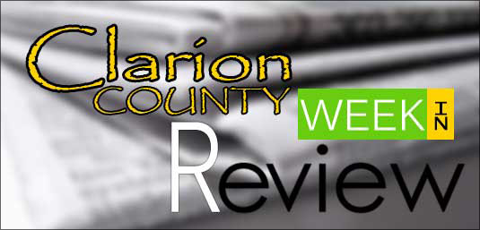 Clarion County Week in Review