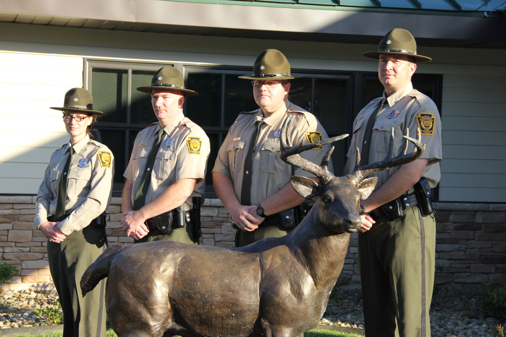 New Deputy Wildlife Conservation Officers Announced :: exploreClarion.com