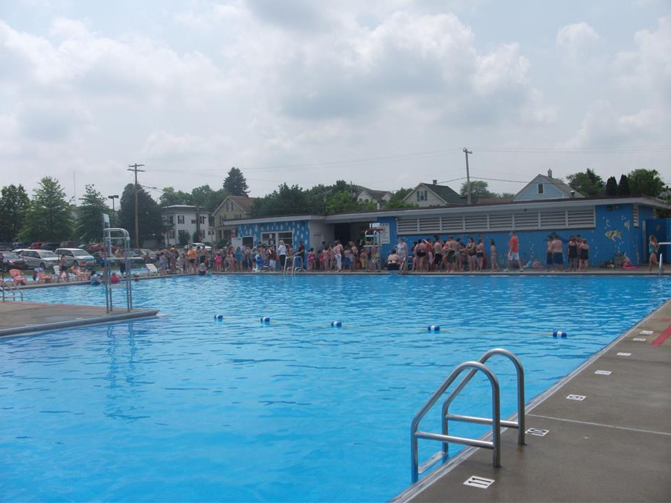 Clarion-borough-pool