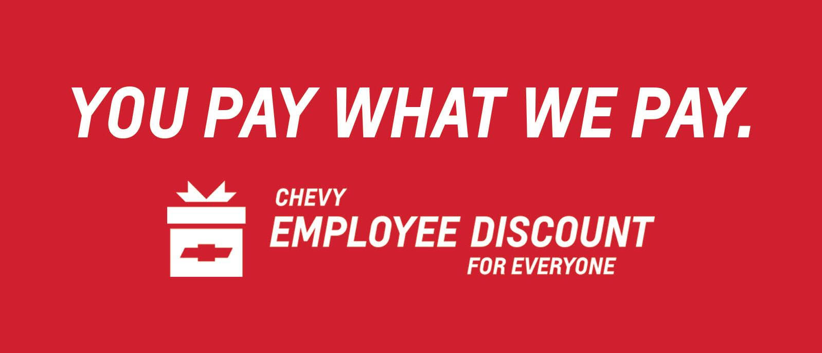 Sponsored Redbank Chevrolet Welcomes Public Into Their Family With Employee Discount Exploreclarion Com