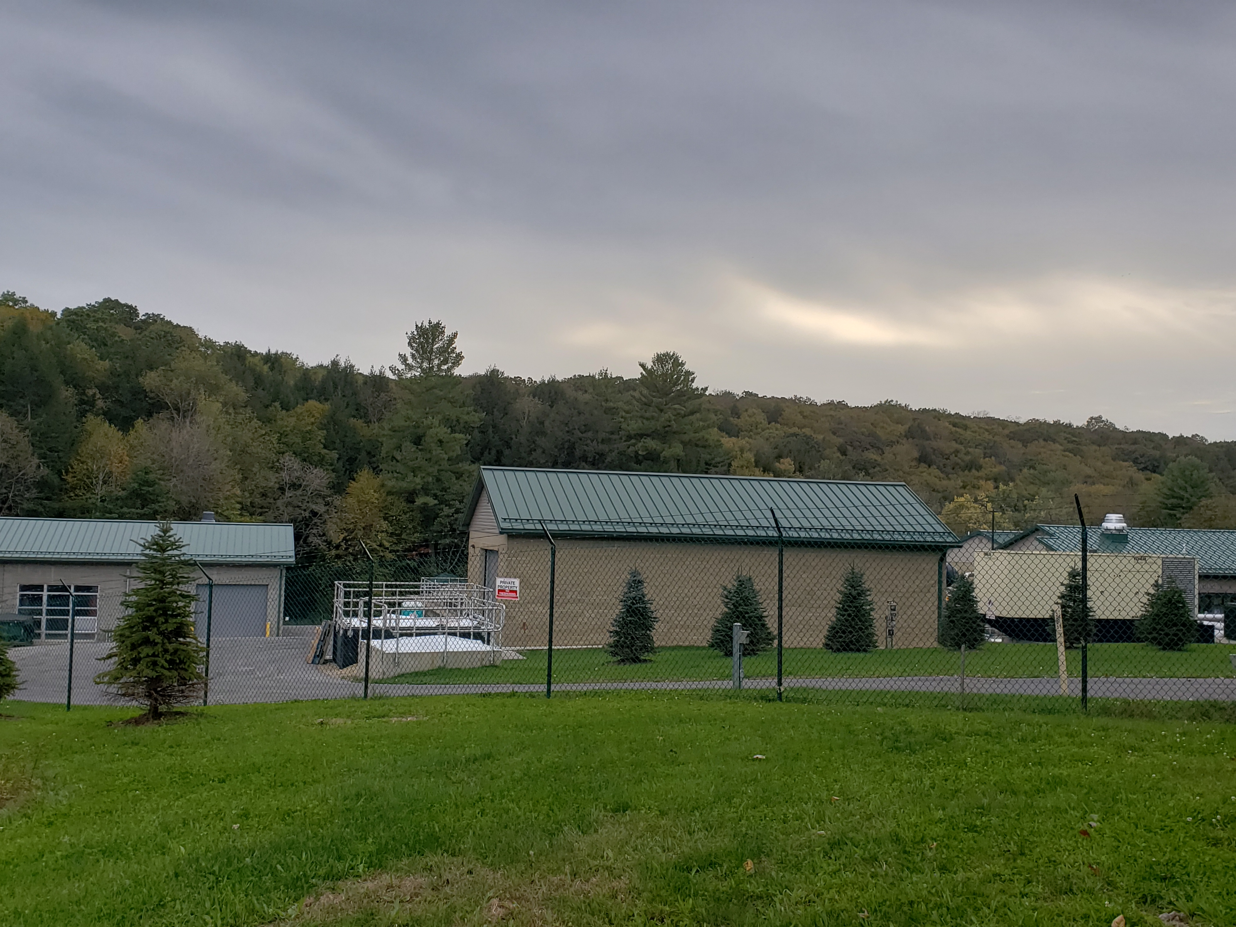Clarion Wastewater Treatment Plant
