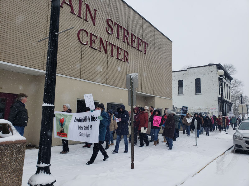 2019-Clarion-Womens-March6