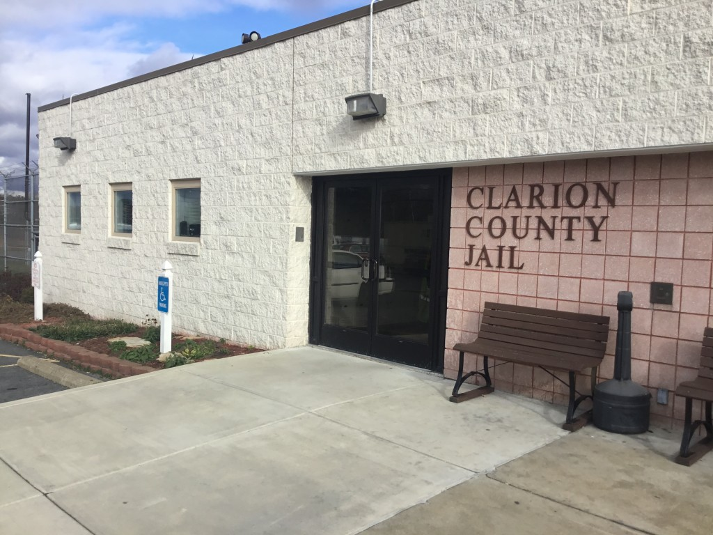 Clarion County Jail x