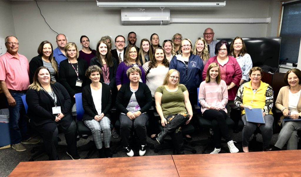 Clarion County Caseworkers