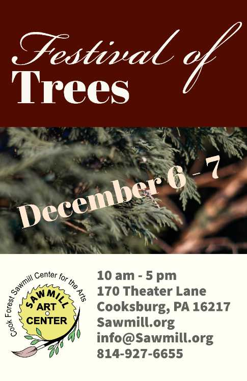 Festival of the Trees 2019