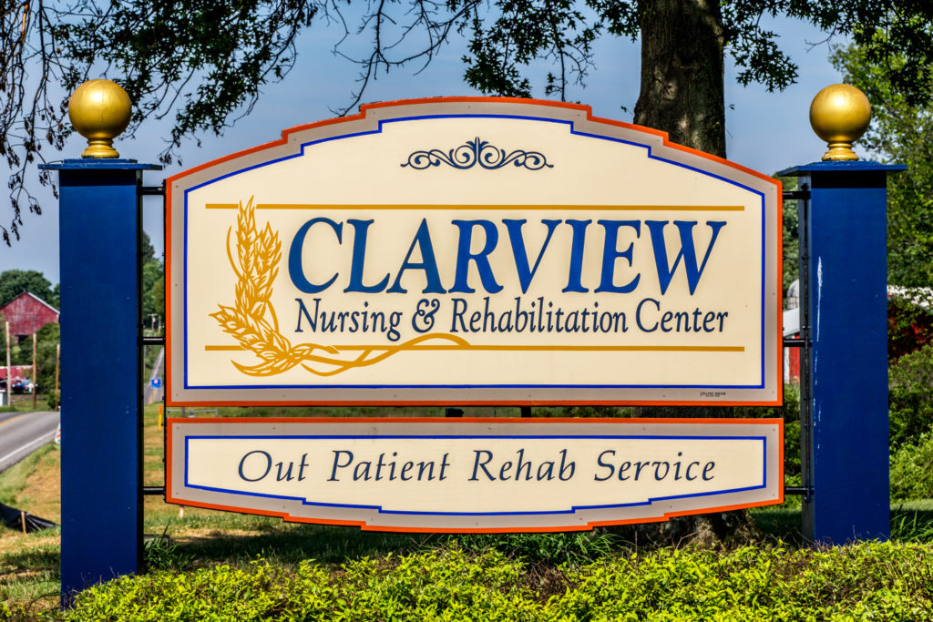 Clarview Sign