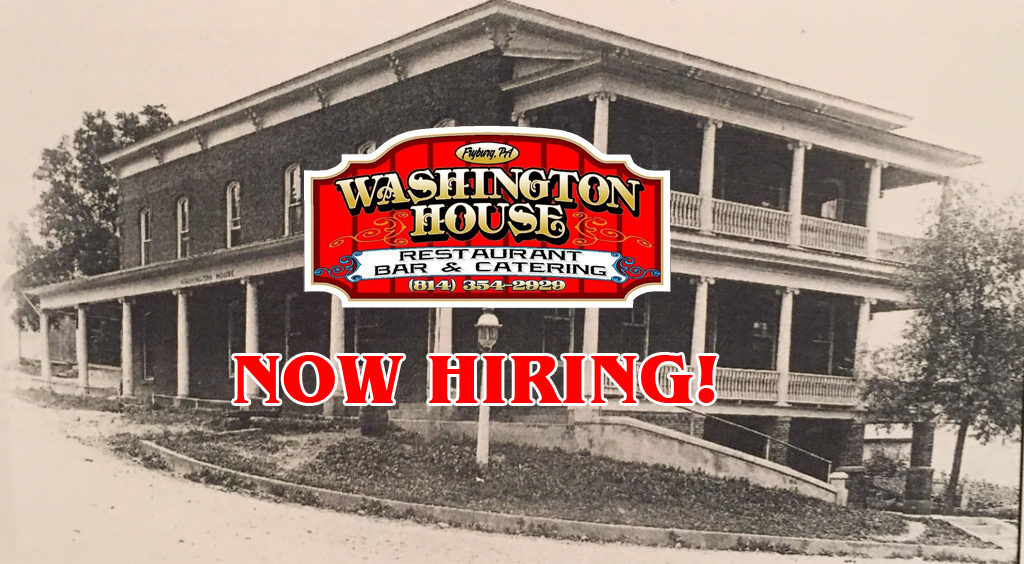 Washington-House-Now-Hiring