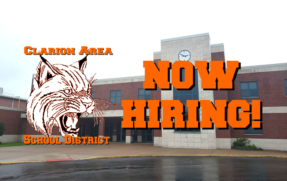 featured local job  multiple positions at clarion area