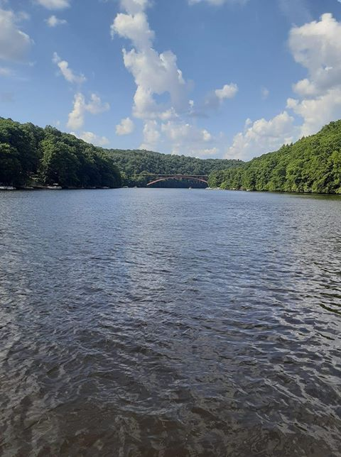 View on the Clarion River. Submitted by Michelle Mccleary-Reid. Clarion County Photo of the Day is brought to you by Window World of Butler.