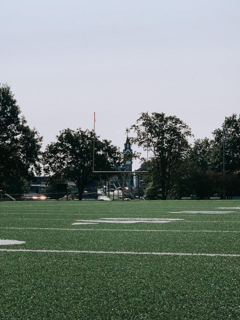 Clarion University Football Field. Submitted by Samantha Lutz.