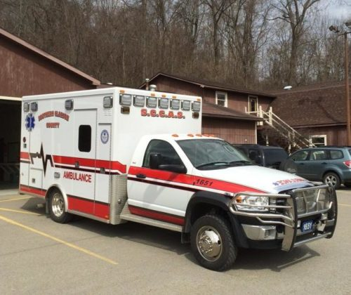 Southern Clarion  County Ambulance