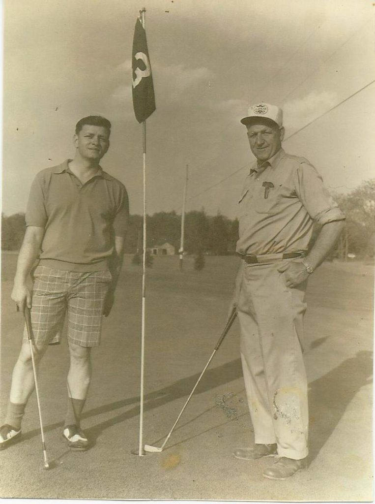 Hess Golf Founders