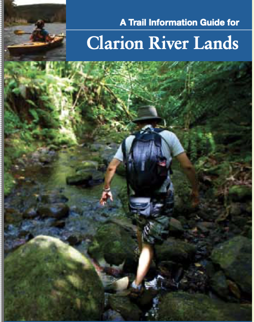 river land guide