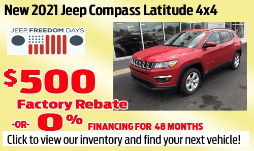 clarion jeep compass 6-7-21