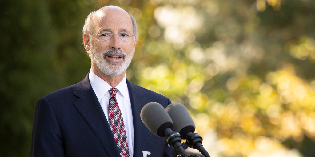 Governor-Wolf-speaking-outside-looking-to-his-right