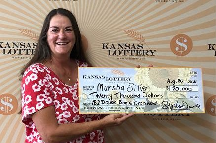 Office-birthday-gift-earns-Kansas-woman-20000-lottery-prize