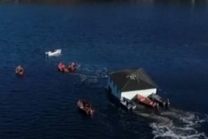Newfoundland-couple-float-their-dream-home-across-inlet